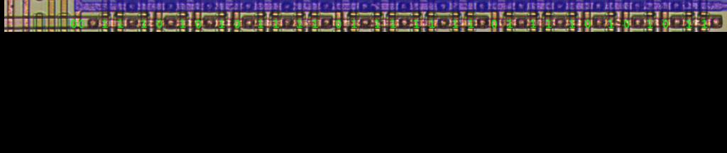 Bitline 0 in KROM slice 2