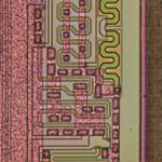 VLM5030 OSC1 and OSC2 surrounding the oscillator circuit